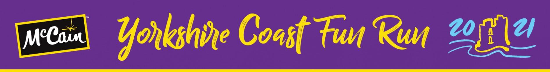 The McCains Yorkshire Coast JUNIOR FUN RUN courtsey of Scarborough Athletic Club
