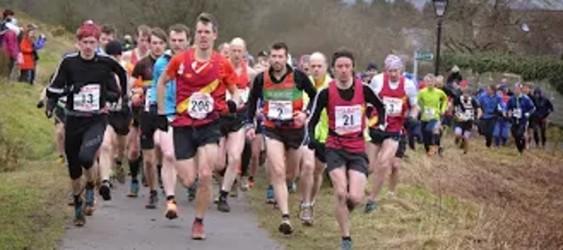 Ilkley Moor Fell Race 2021