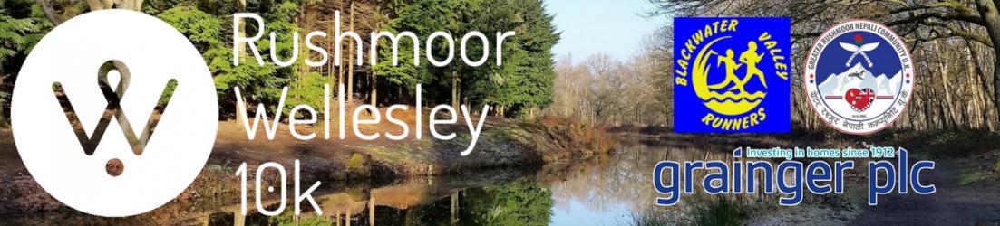 Rushmoor Wellesley 10k