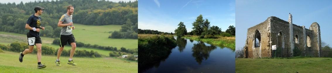 Virtual Farnham Pilgrim Marathon 2020